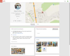 Mejora tu ficha de Google+ Local