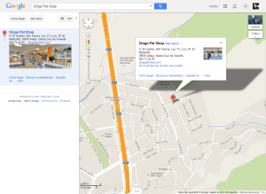 Observa tus imágenes en Google Maps