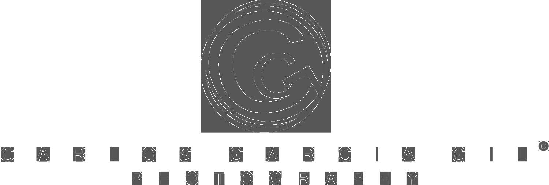 logotipo Carlos García Gil photography